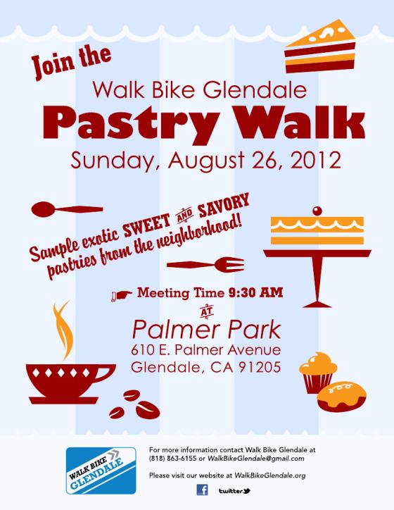 Pastry Walk