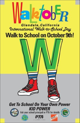 2013 Walk to School Day