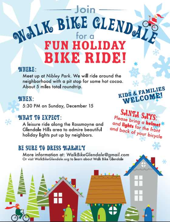 2013 Holiday Ride!