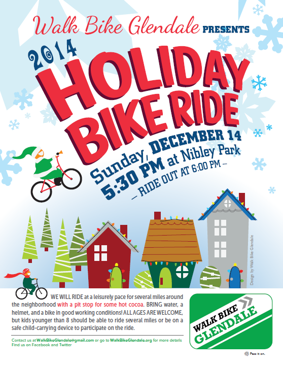 2014 Holiday Ride!